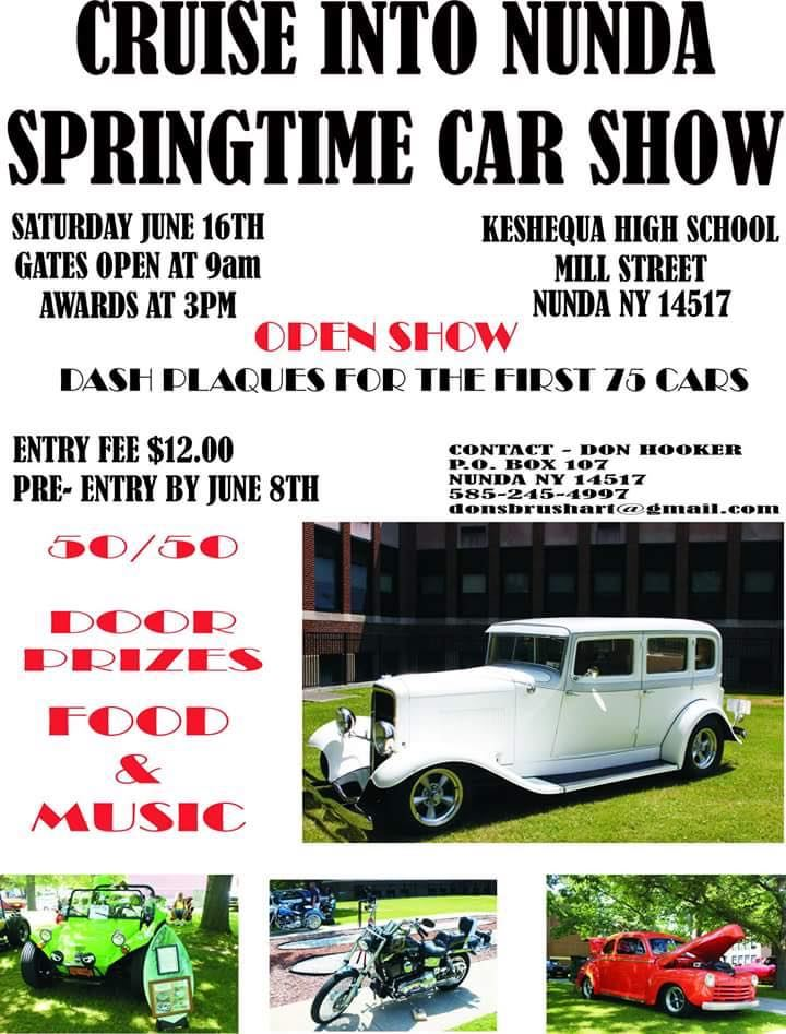 Bostrom Farms Car Show